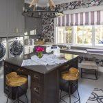 Greyarabesquelaundryroom