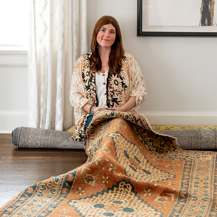 Kate Ohara Fay And Belle Rugs