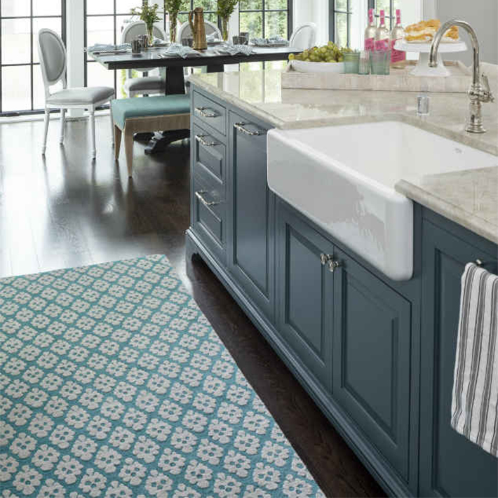 Fay And Belle Kitchen Runner Rug