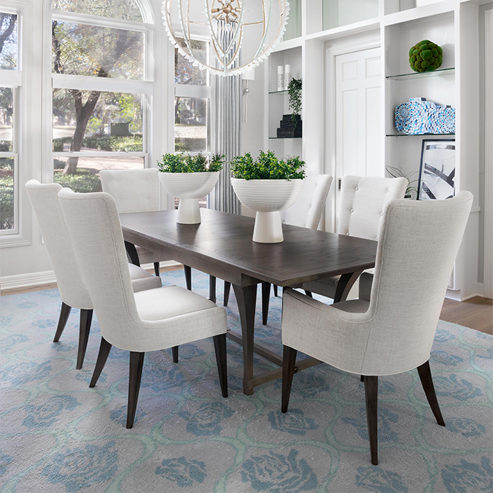 Fay And Belle Rugs Dining Room