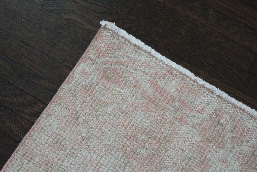 Pink Neutral Patterned Fay + Belle Runner Angle 5