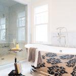 Simply Damask Bathroom Angle 2