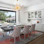 Formal Dining Room Interior Design Tx