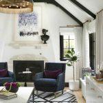 Sitting Room Interior Design Custom Shatter Rug